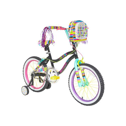 "Display product reviews for Ozone 500® Girls' Hocus Pocus 18"" BMX Bicycle"
