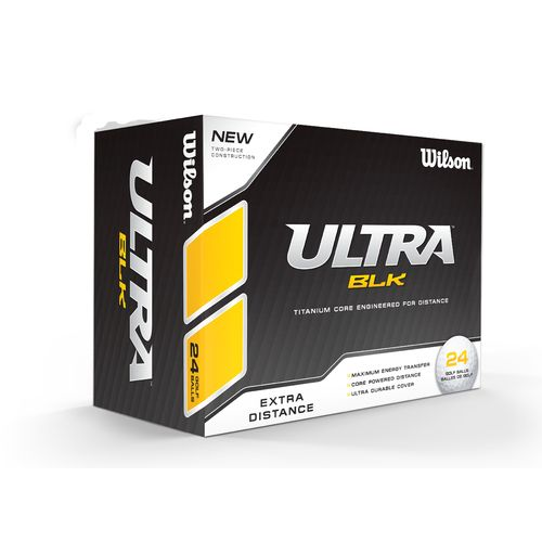 Wilson Ultra BLK™ Golf Balls 24-Pack
