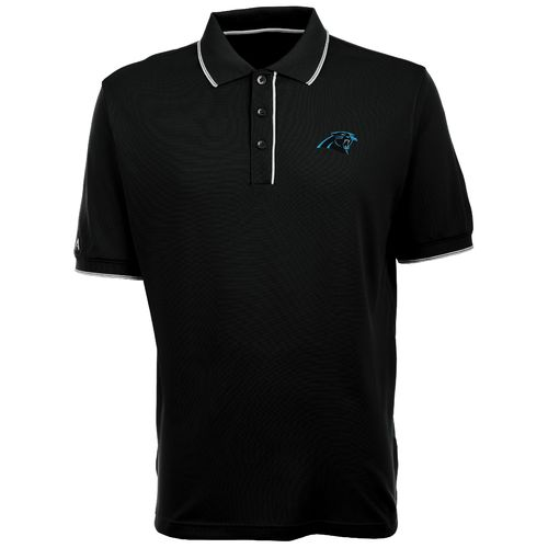 Antigua Men's Carolina Panthers Elite Polo Shirt
