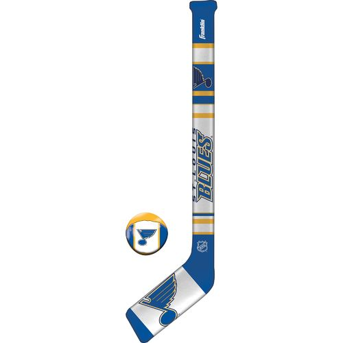 Franklin St. Louis Blues Soft Sport Hockey Set - view number 1