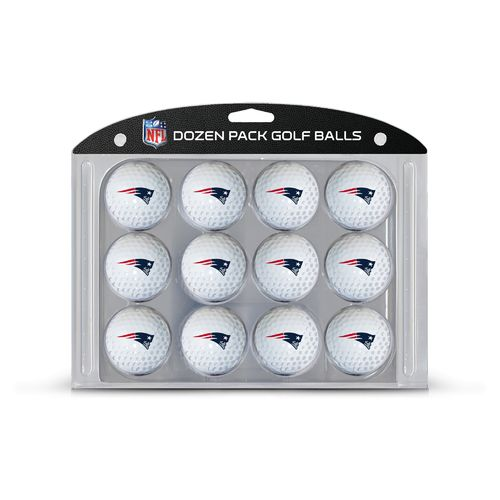 Team Golf New England Patriots Golf Balls 12-Pack