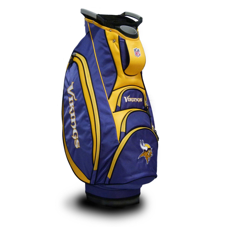 Team Golf Minnesota Vikings Victory Cart Golf Bag