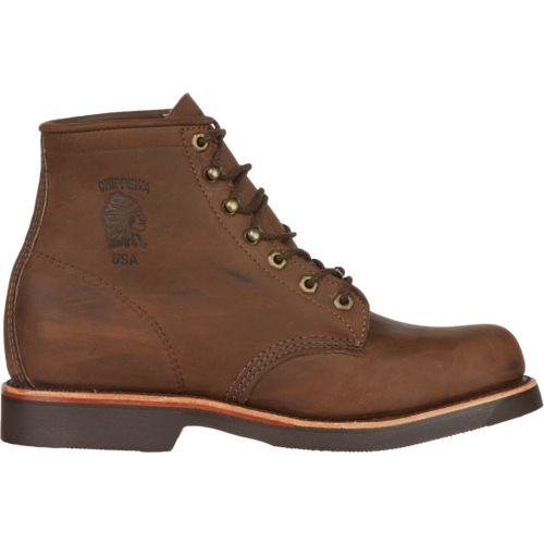 Chippewa Boots Men's Apache Classic Lacer Rugged Outdoor Boots