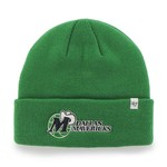 '47 Adults' Dallas Mavericks Raised Cuff Knit Cap