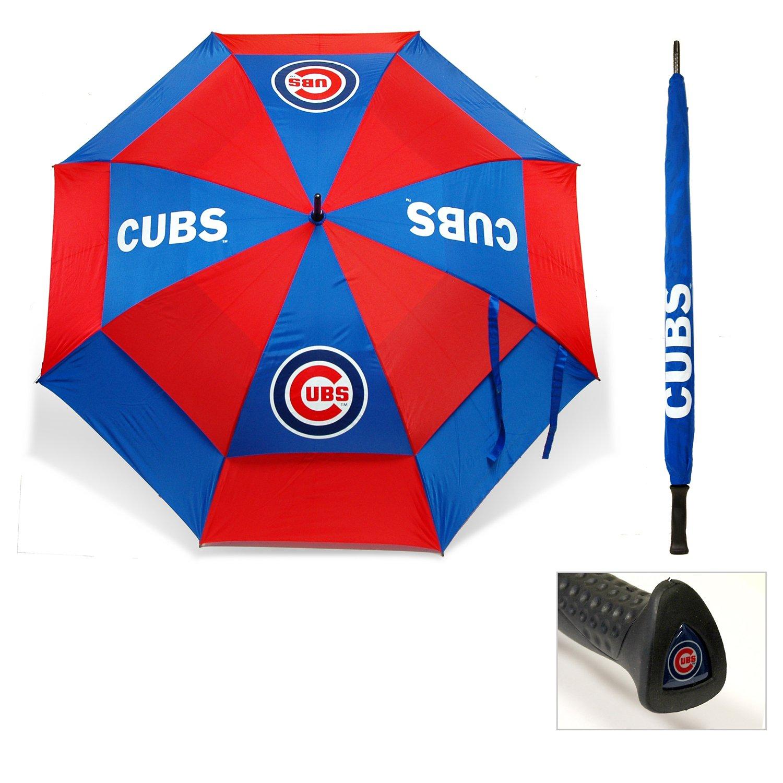 Team Golf Adults' Chicago Cubs Umbrella
