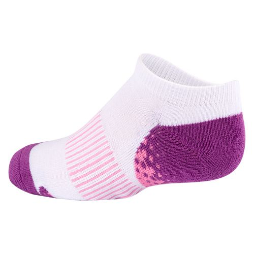 BCG Girls' Cushioned No-Show Socks 6 Pack - view number 2