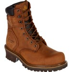 Chippewa Boots Oblique Steel-Toe Logger Rugged Outdoor Boots - view number 2
