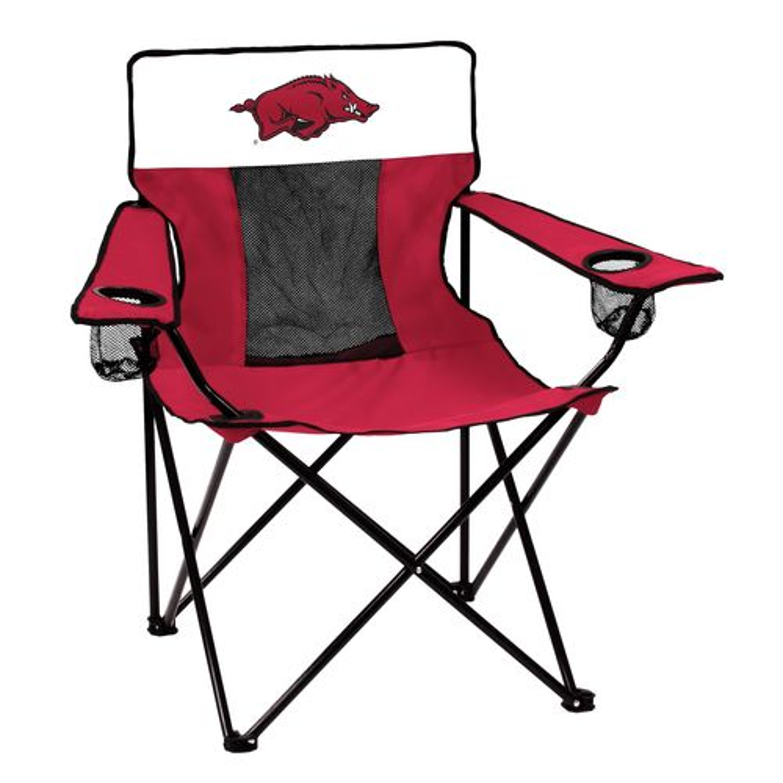 Display product reviews for Logo™ University of Arkansas Elite Chair