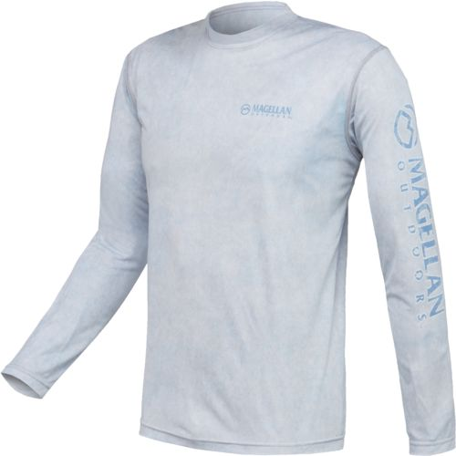 Magellan Outdoors™ Adults' HD Long Sleeve Graphic T-shirt