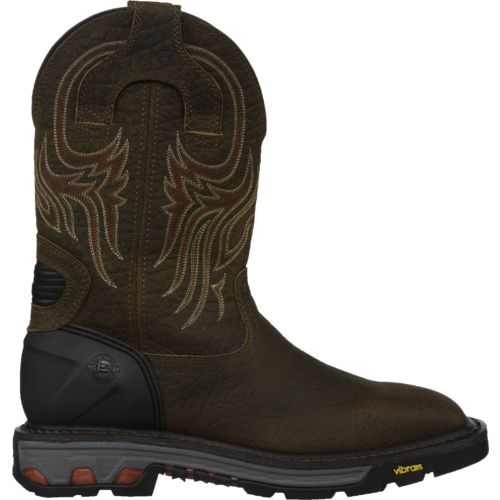 Display product reviews for Justin Men's Commander X5 Work Boots