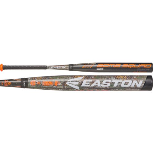 EASTON Adults' Bomb Squad Long Barrel Loaded Composite Slow-Pitch Softball Bat