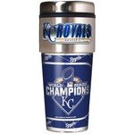 Great American Products Kansas City Royals 2015 World Series Champions 16 oz. Travel Tumbler