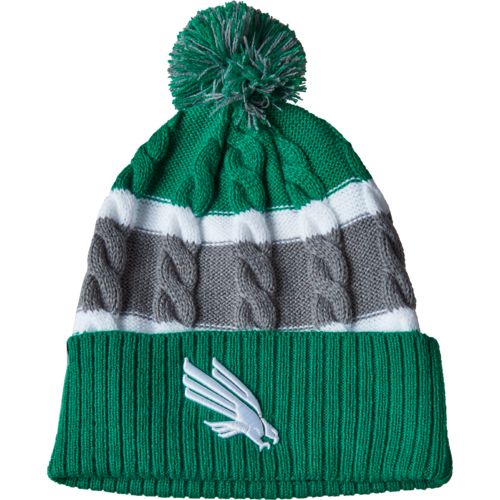 Top of the World Adults' University of North Texas Windy Knit Cap