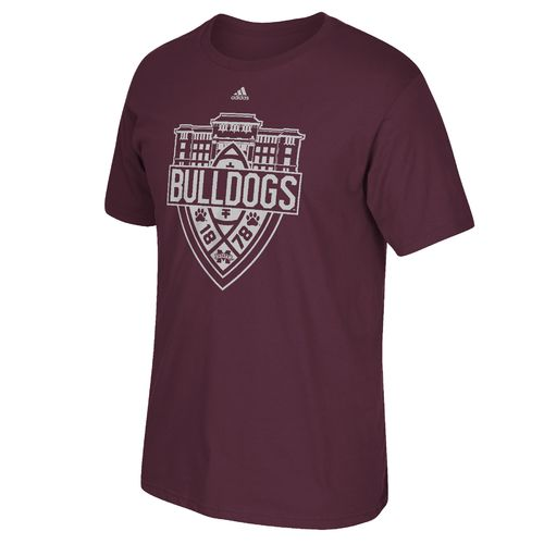 adidas™ Men's Mississippi State University Landmark T-shirt