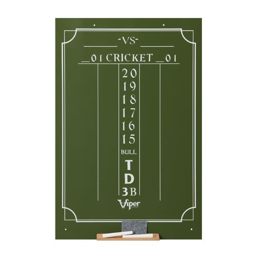 Viper Large Cricket Chalk Scoreboard