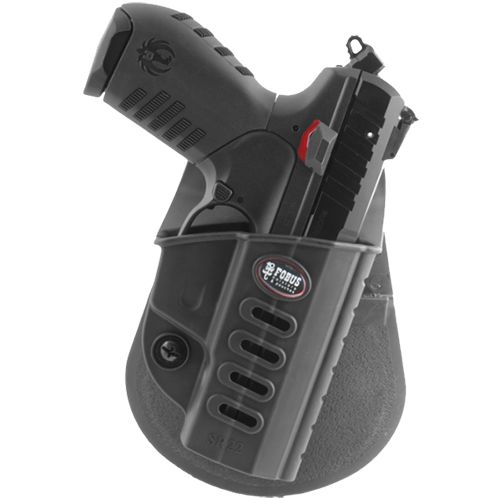 Display product reviews for Fobus Ruger SR22 Roto Evolution Paddle Holster