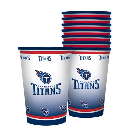 Boelter Brands Tennessee Titans 20 oz. Souvenir Cups 8-Pack - view number 1