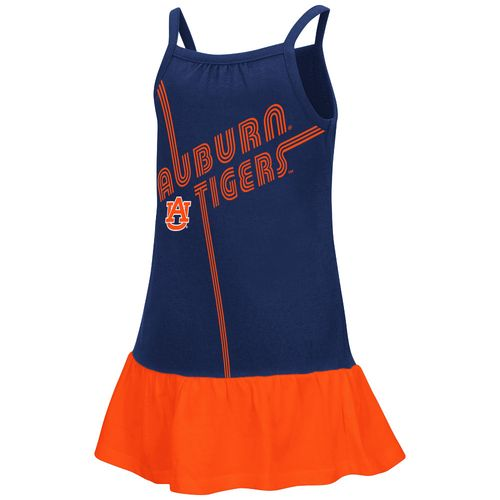 Colosseum Athletics Toddler Girls' Auburn University Disco Tank Dress