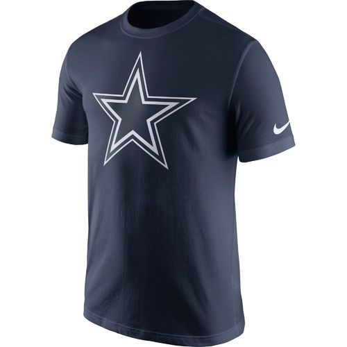 Nike Men's Dallas Cowboys Essential Logo T-shirt