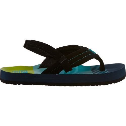 Reef Boys' Ahi Sandals