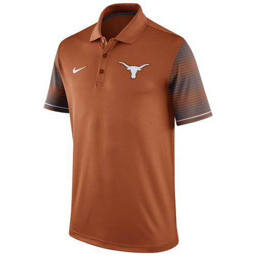 Nike™ Men's University of Texas Early Season Polo Shirt