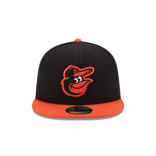New Era Men's Baltimore Orioles 2016 59FIFTY Cap - view number 4