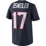 Nike Men's Houston Texans Brock Osweiller #17 Player Pride T-shirt