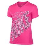 Nike Girls' Core Spirit V-Neck T-Shirt