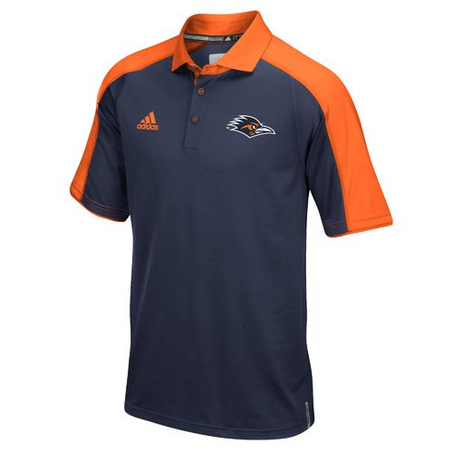 adidas™ Men's University of Texas at San Antonio Sideline Polo Shirt