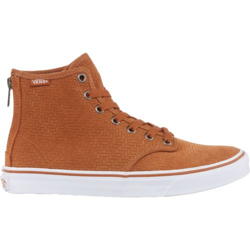 Vans Women's Camden Hi Zip Shoes