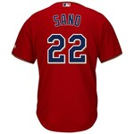 Majestic Men's Minnesota Twins Miguel Sano #22 Cool Base Replica Jersey - view number 1