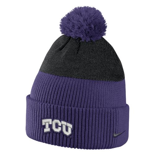 Nike™ Men's Texas Christian University Newday Beanie