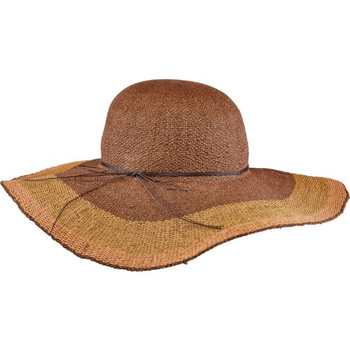 O'Rageous Women's Striped Sun Hat