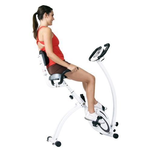 Body Rider 2-in-1 Folding Upright/Recumbent Exercise Bike - view number 2