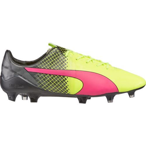 PUMA Men's evoSPEED 1.5 Tricks FG Soccer Cleats