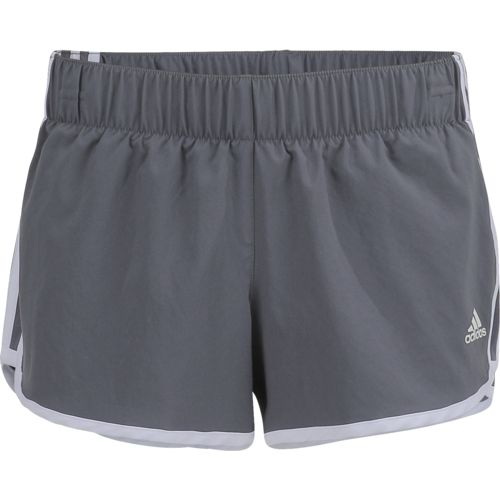adidas Women's M10 Woven 3-Stripes Short