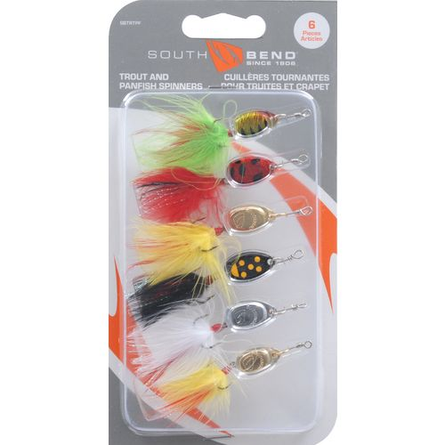 South Bend Trout and Panfish Spinner Kit - view number 1