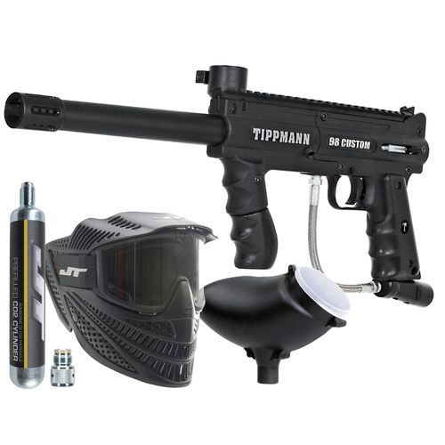 Display product reviews for Tippmann 98C Paintball Marker Powerpack