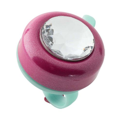 Bell Riderz Bling Hearts Gem Safety Bike Bell - view number 1