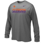 Nike Boys' Clemson University Dri-FIT Legend T-shirt