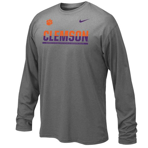 Nike™ Boys' Clemson University Dri-FIT Legend T-shirt