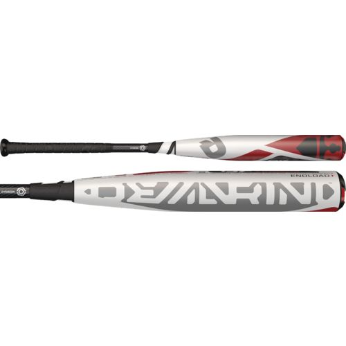 DeMarini Adults' 2017 Composite CF Insane Endload BBCOR Baseball Bat -3