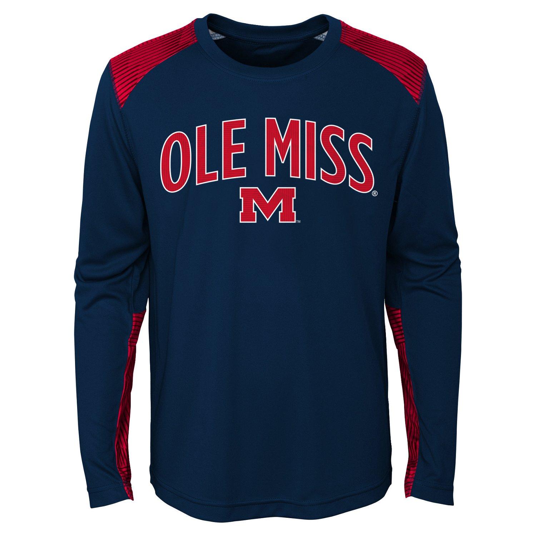 NCAA Boys' University of Mississippi Ellipse T-shirt