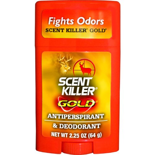 Display product reviews for Wildlife Research Center® Scent Killer® Gold® Antiperspirant and Deodorant