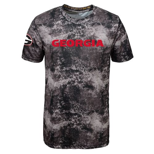 NCAA Kids' University of Georgia Sublimated Magna T-shirt