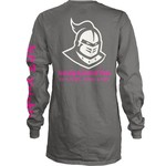 Three Squared Juniors' University of Central Florida Cynthia Pocketed Long Sleeve T-shirt - view number 1