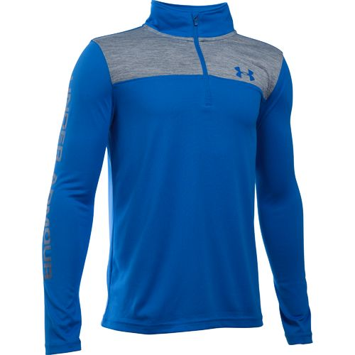 Under Armour™ Boys' Tech Prototype 1/4 Zip Pullover