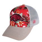 Top of the World Men's University of Arkansas Ocean Front Adjustable Cap