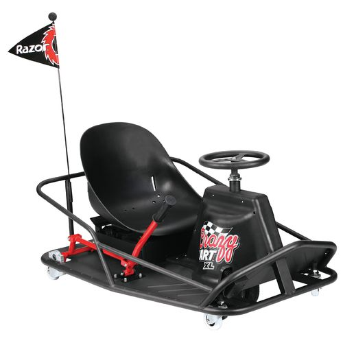 Razor® Crazy Cart XL Drift Cart