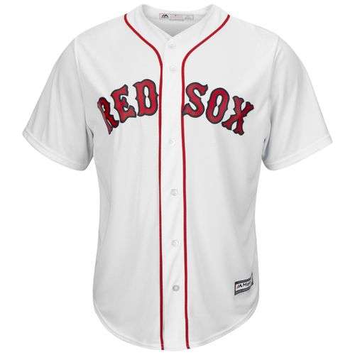 Majestic Men's Boston Red Sox Mookie Betts #50 Number Only Cool Base Replica Jersey - view number 3